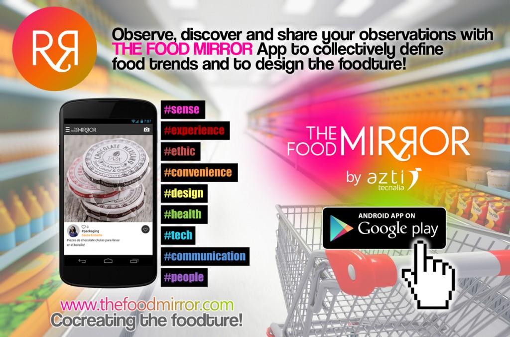 The Food Mirror APP