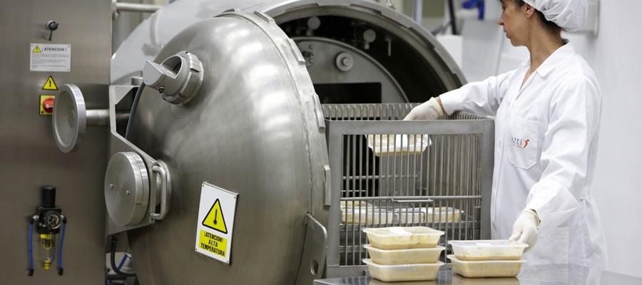 Planta Piloto, Azti-Tecnalia, Centro de Investigación Marina y Alimentaria, Derio, Bizkaia, Euskadi, PR: 9001
