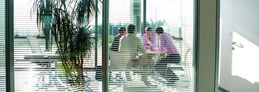 Oficinas, Azti-Tecnalia, Centro Tecnológico de Investigación Marina y Alimentaria, Derio, Bizkaia, Euskadi, España