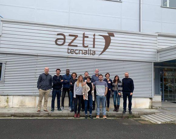 Reunión grupo de trabajo en el marco del proyecto RECOLAPE
