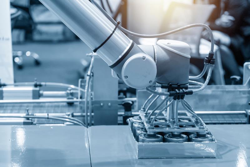 automatizacion industria alimentaria