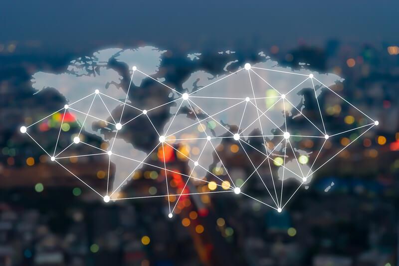 mundo conectado internacionalizacion