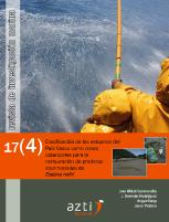 RIM17(4): Clasificación de los estuarios del País Vasco como zonas potenciales para la restauración de praderas intermareales de Zostera noltii