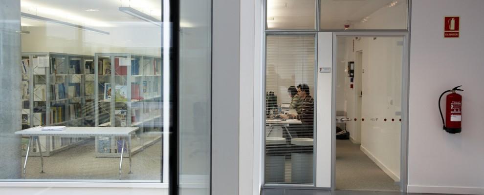 Centro de documentación, Biblioteca, Azti-Tecnalia, Centro Tecnológico de Investigación Marina y Alimentaria, Derio, Bizkaia, Euskadi, España