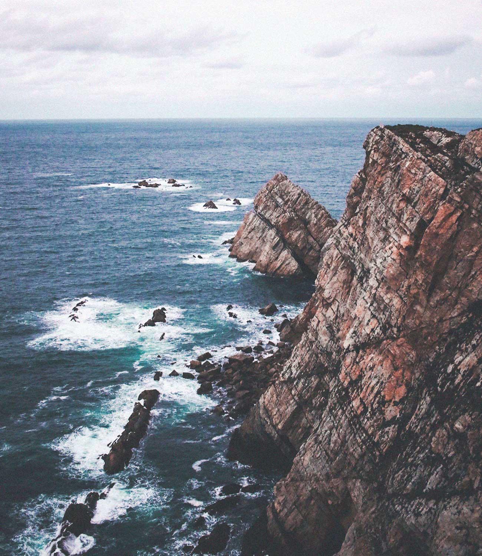 Cabo Penas en Asturias