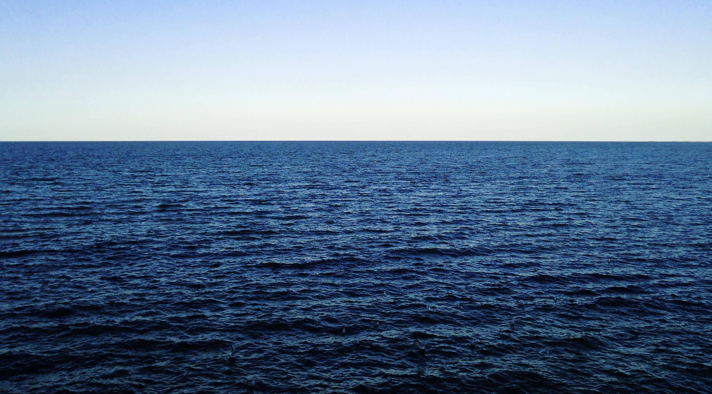 impacto del cambio climático en el mar