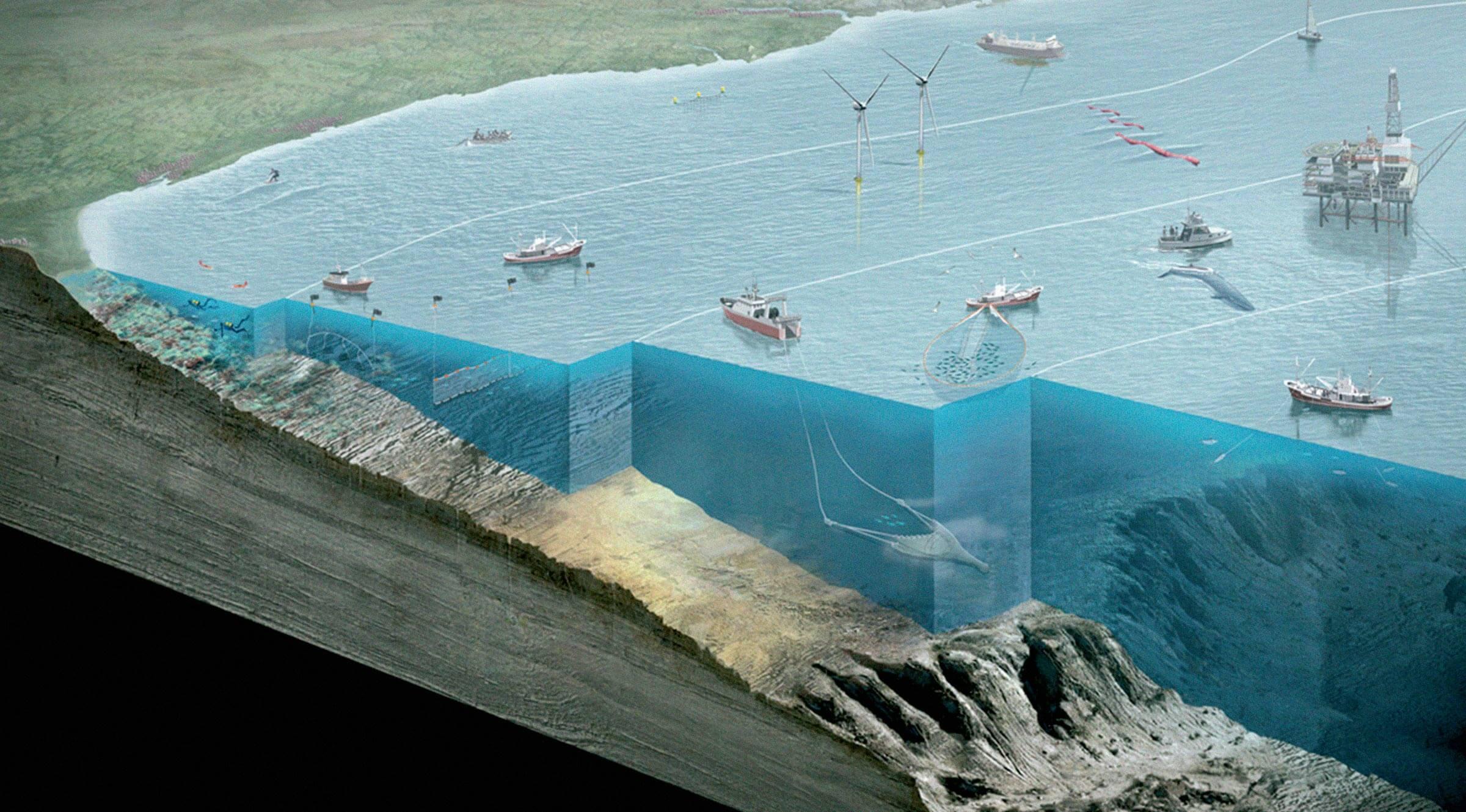 planificación espacial marina