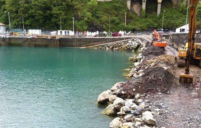 gestión ambiental de puertos