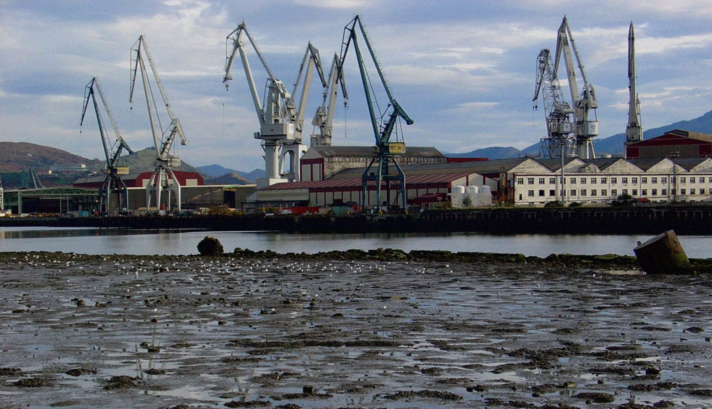 redes de vigilnacia gestión ambiental. Contaminación marina