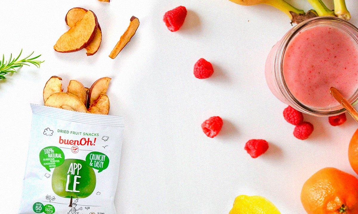 snacks deshidratados tecnologia alimentaria