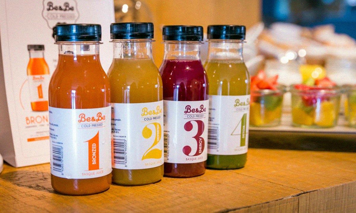 zumos altas presiones tecnologia alimentaria