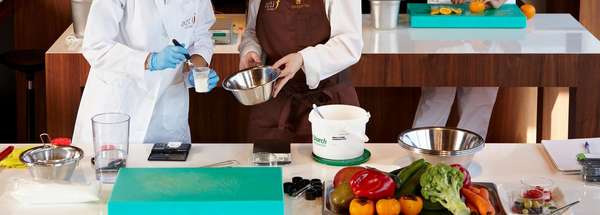 cocina experimental alimentos salud bienestar