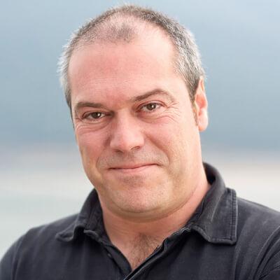 Ángel Pereira Researcher Azti