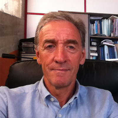 Aurelio Bilbao Secretario Federación Cofradías Pescadores Bizkaia