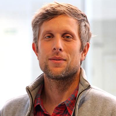 Frédéric Roux Researcher Azti