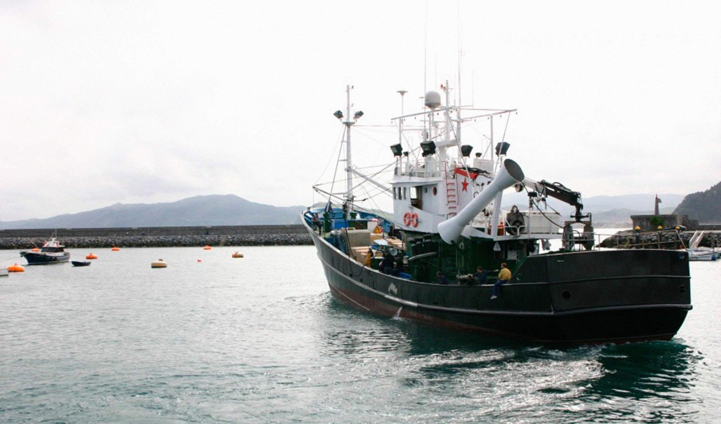 eficiencia energética en buques pesqueros