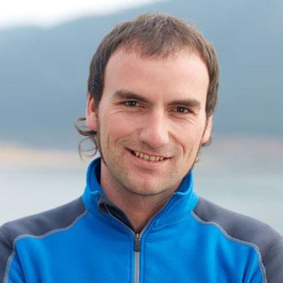 Gorka Gabiña Researcher Azti