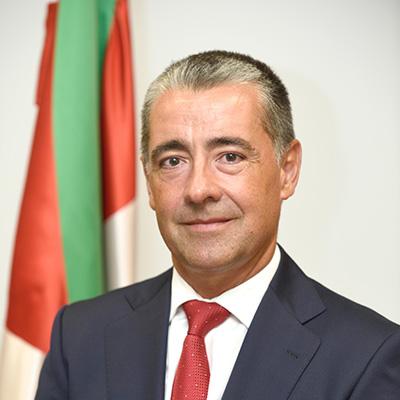 Iosu Madariaga Director de Tecnología y Estrategia (Gobierno Vasco)