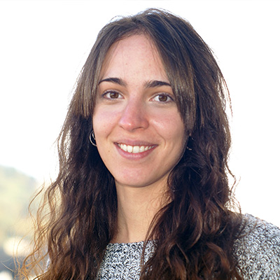 Isabel García Phd Student Azti