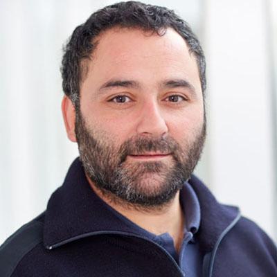 Javier Aguado Manteinace Technician Azti
