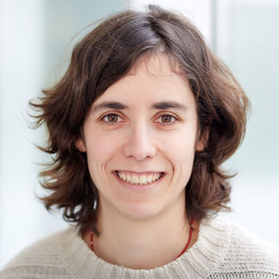 Lucía Zarauz Senior Researcher Azti