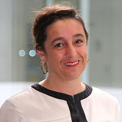 Meritxel González Administrative Assitant Azti
