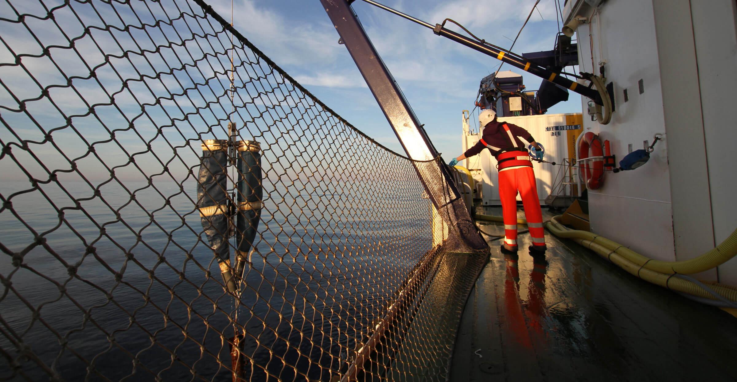 Asesoramiento científico en materia de pesca
