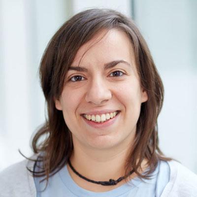 Saioa Ramos Researcher Azti