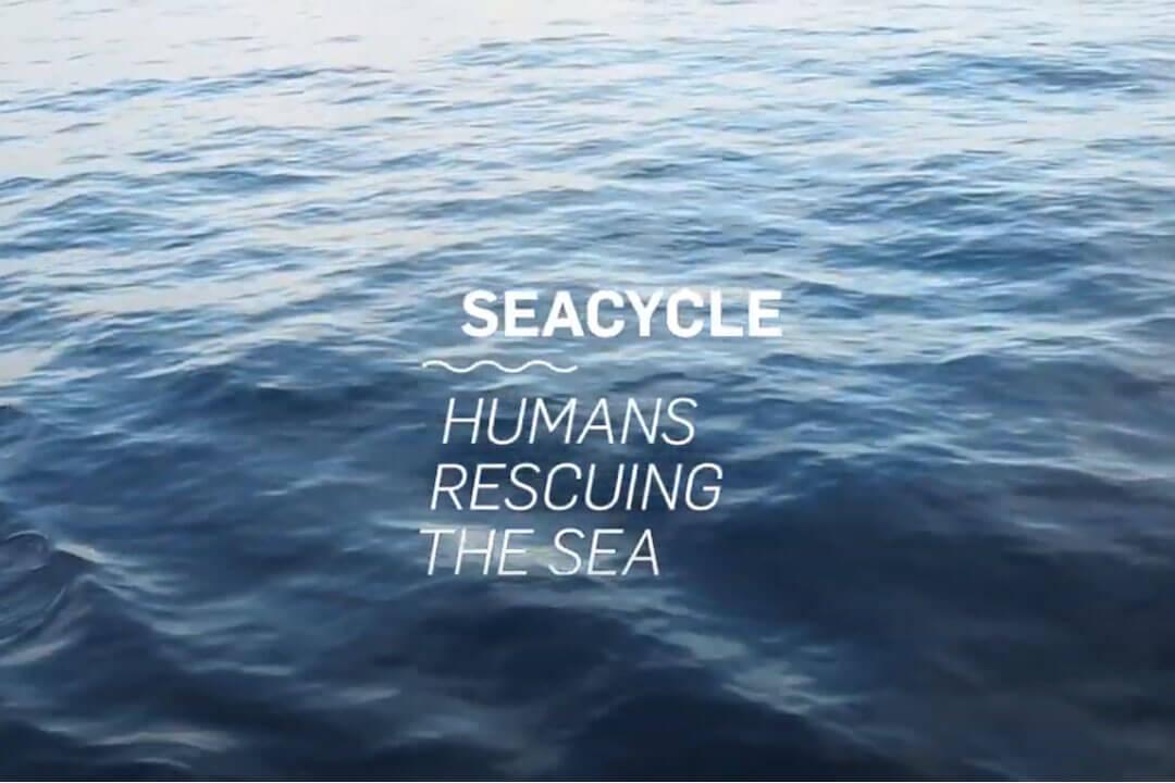 proyecto para convertir residuos plásticos del mar en camisetas