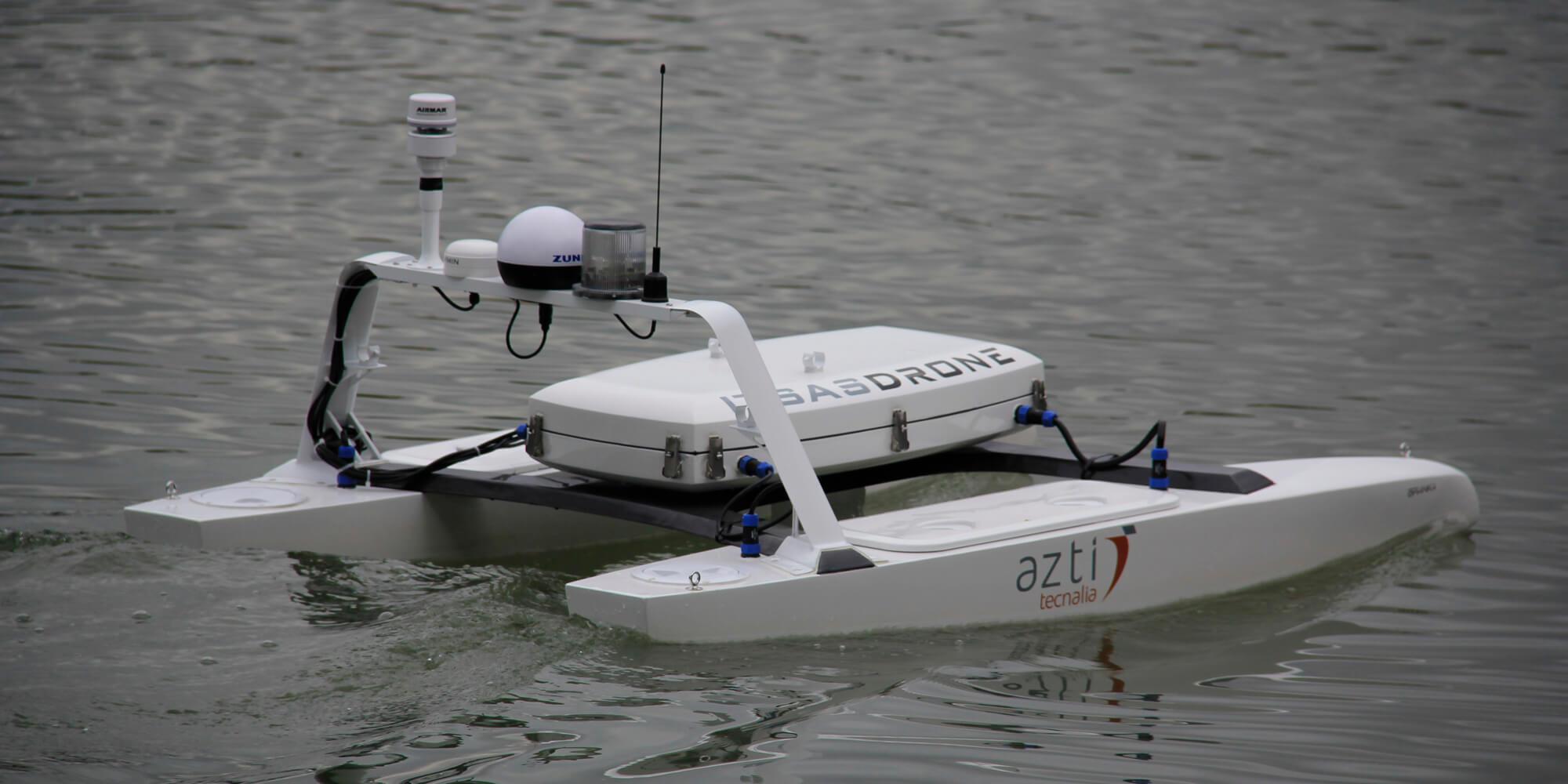 itsasdrone tecnologia marina