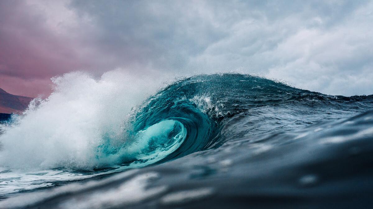 ola del mar