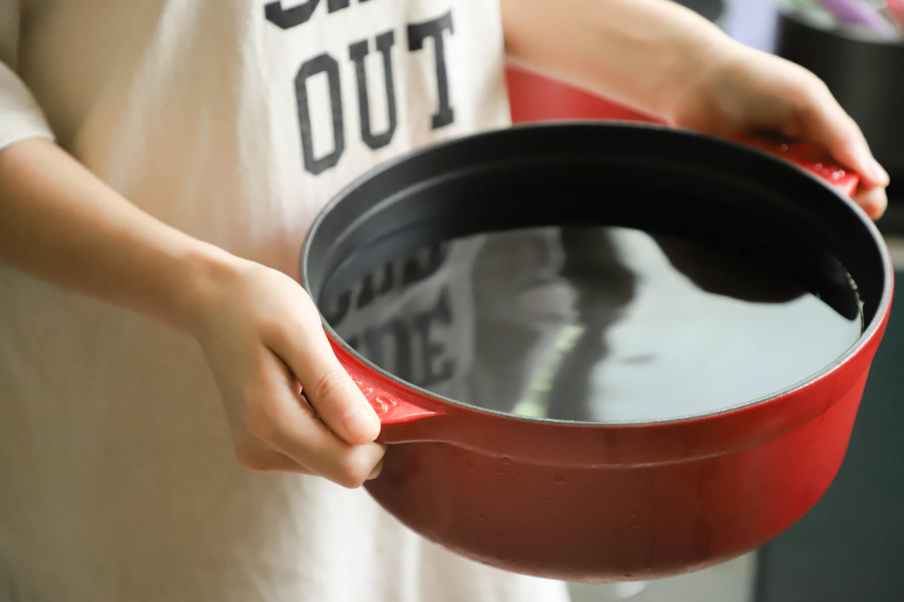 cocinar los alimentos para preservar sus nutrientes