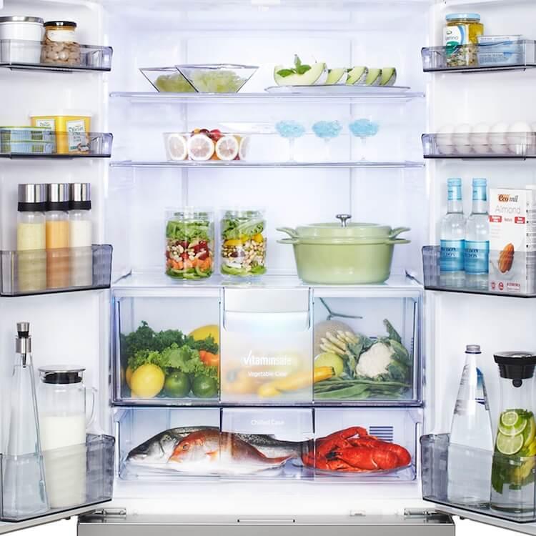 conservacion de alimentos en frigorifico