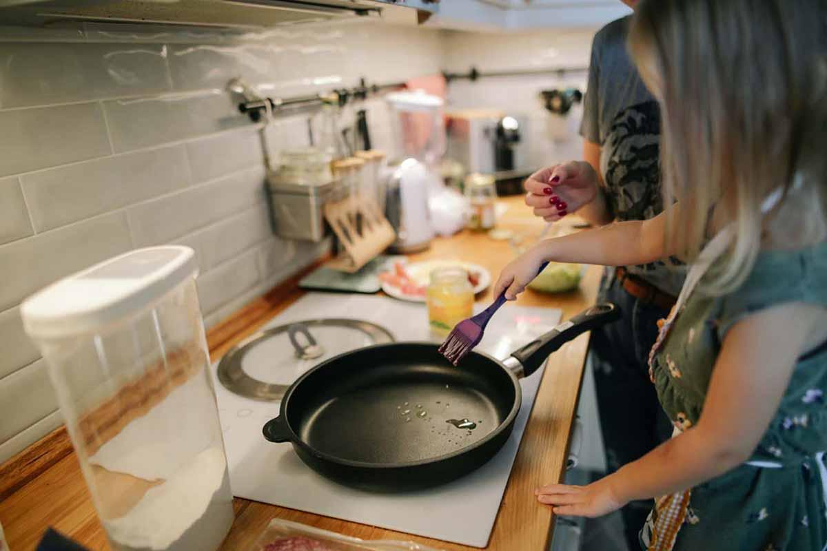 cocina casera