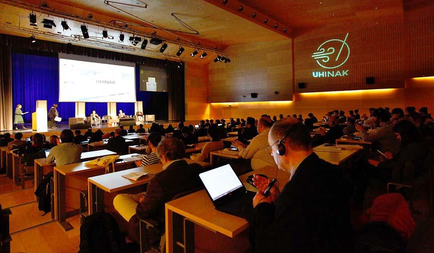congreso uhinak sobre cambio climatico