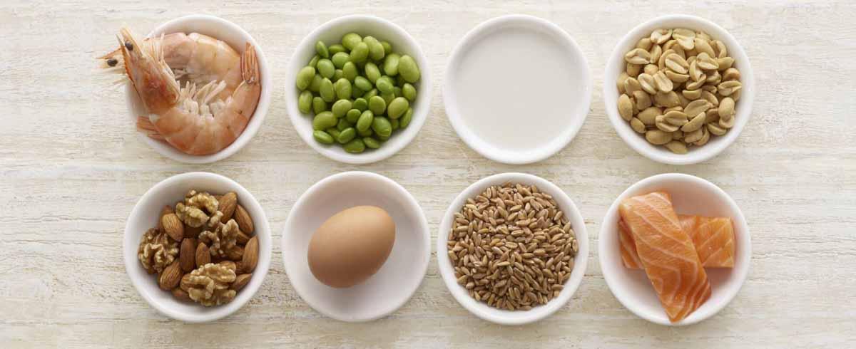 alimentos alergenicos