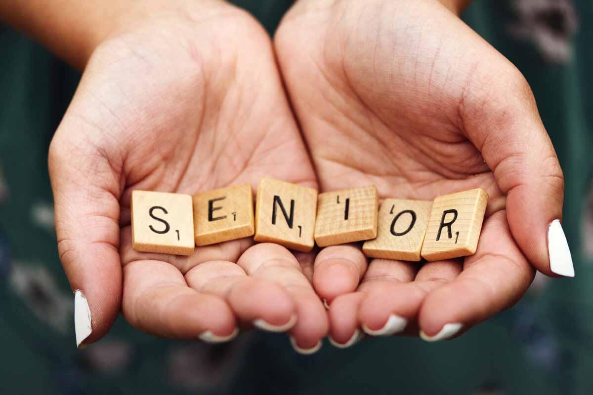 letras de la palabra senior