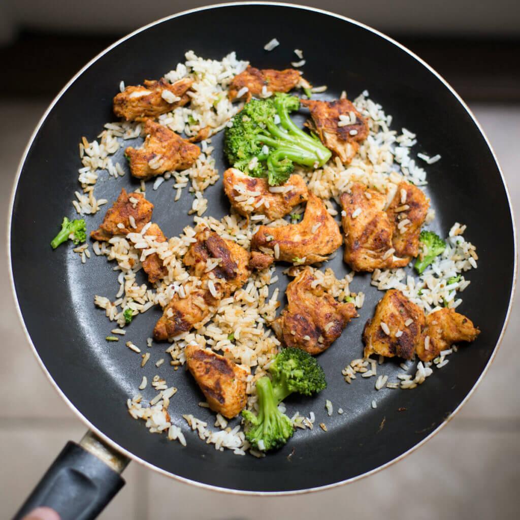 Trasj cooking o aprovechamiento integral de los alimentos sin desperdiciar ninguna de sus partes