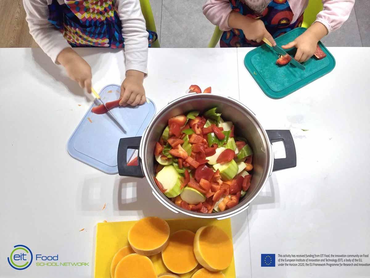 concurso alimentación saludable