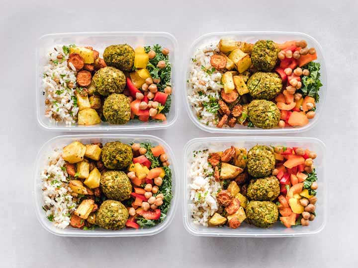 dieta saludable y equilibrada
