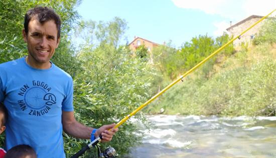 Ganador del sorteo de encuestas de pesca recreativa