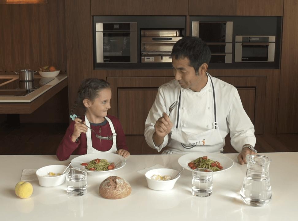 recetas saludables en la cocina experimental