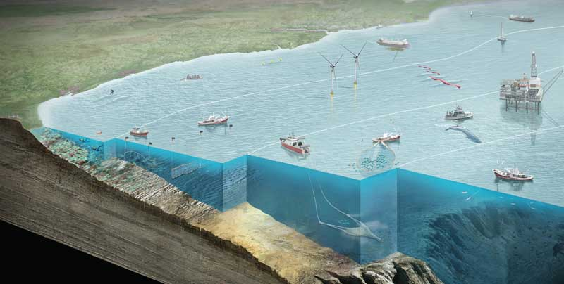 fondos marinos