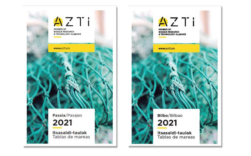 tablas de mareas 2021
