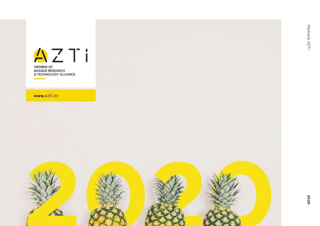memoria 2020 AZTI