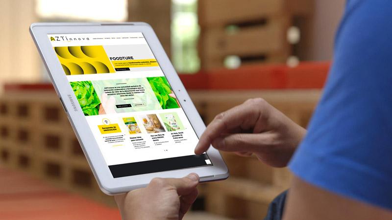 AZTInnova innovacion y el networking para la cadena alimentaria