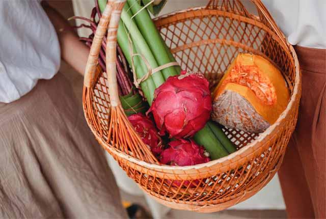 Absorción de nutrientes a través de la combinación de alimentos