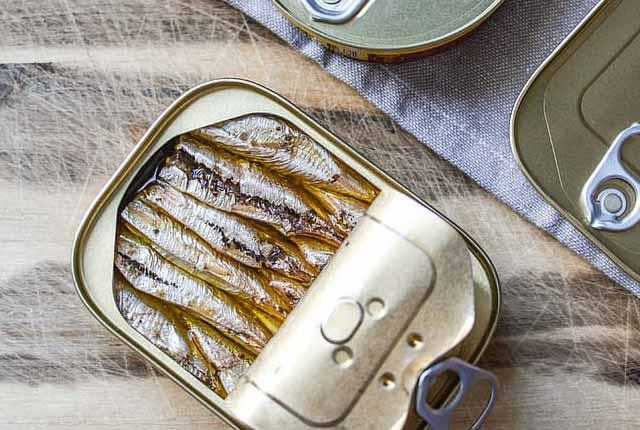 Banco de pruebas de control inteligente de residuos y pérdidas para la industria de latas de pescado