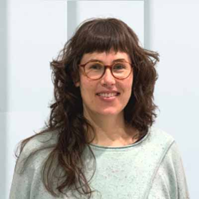 Leire Garate - Researcher. Marine Ecosystems Functioning