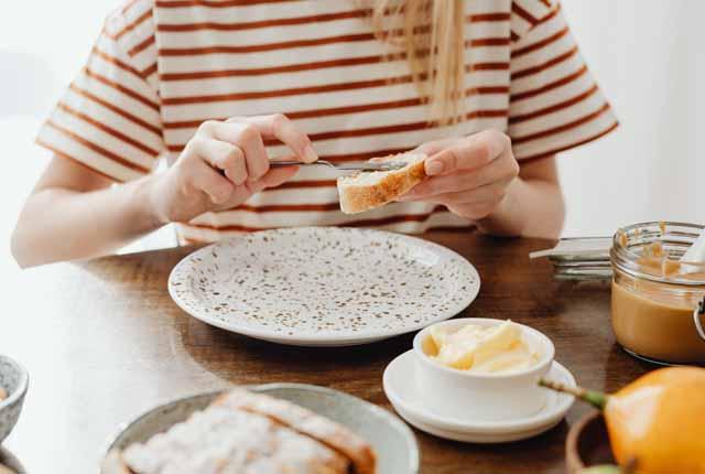 Grasas en una dieta equilibrada
